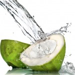 água de coco