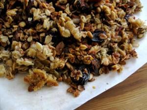 cereal granola