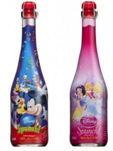 spunch bebida para criança